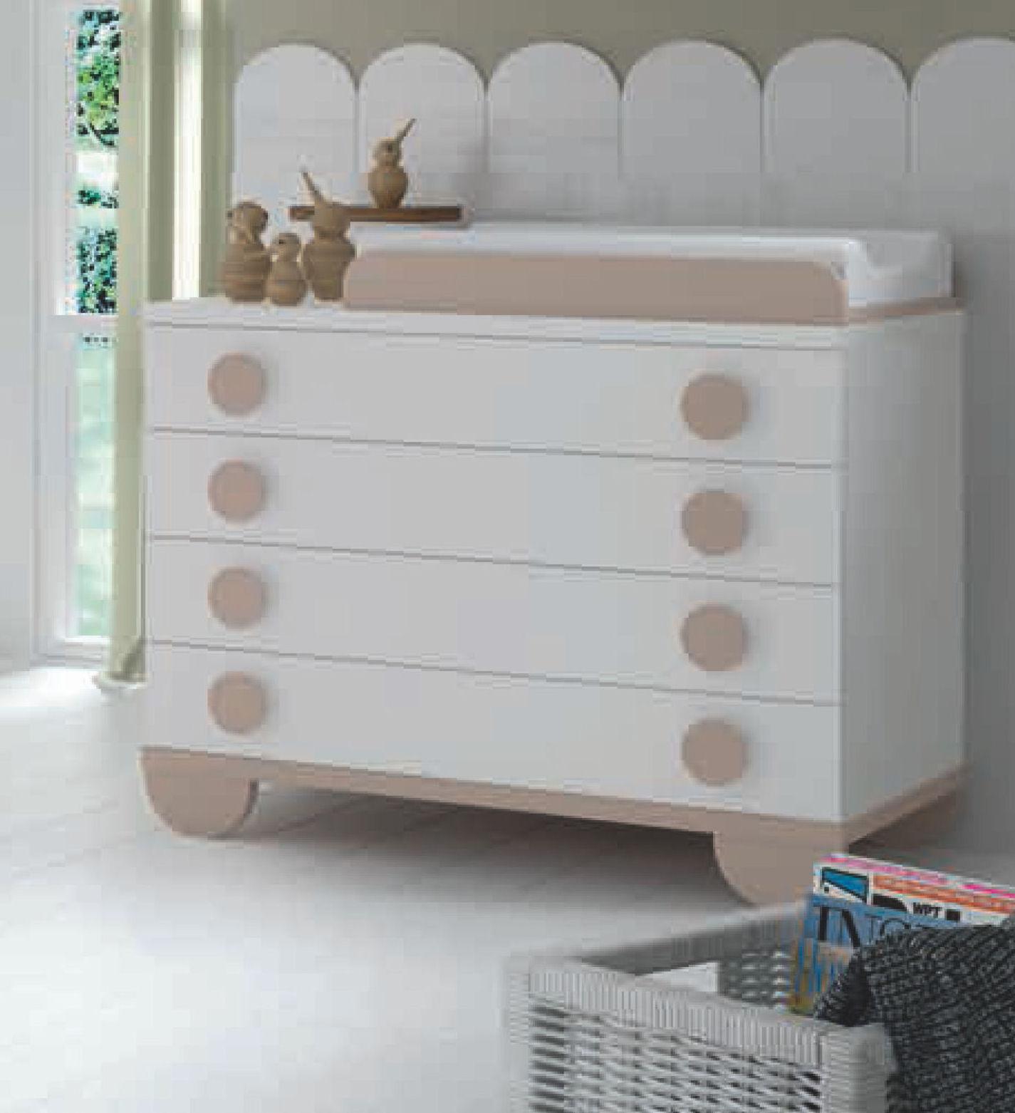 Como hacer un mueble cambiador para bebe for Mueble cambiador para bebe