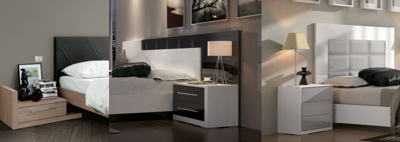 Dormitorios matrimonio moderno - Ver dormitorios de matrimonio modernos ...