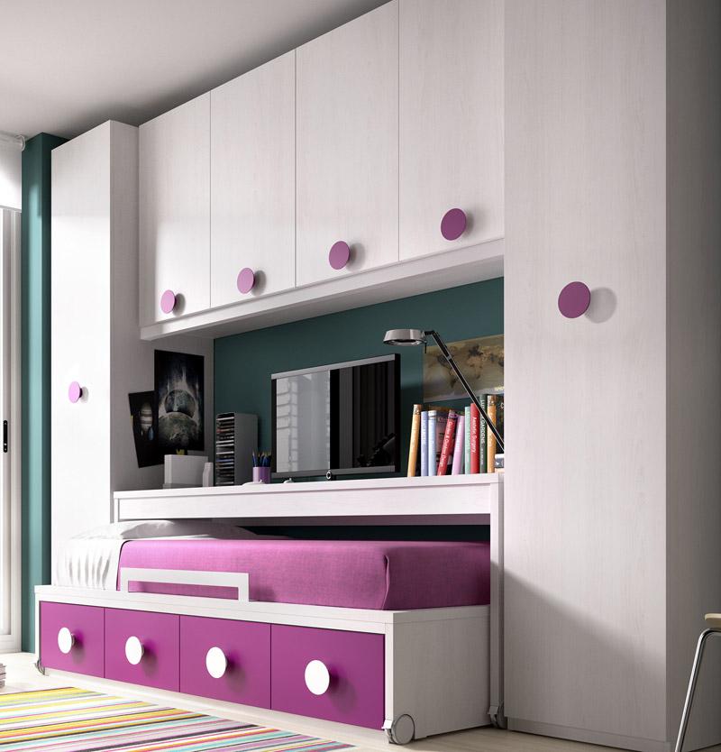 Dormitorios juveniles completos muebles camobel - Ver dormitorios juveniles ...