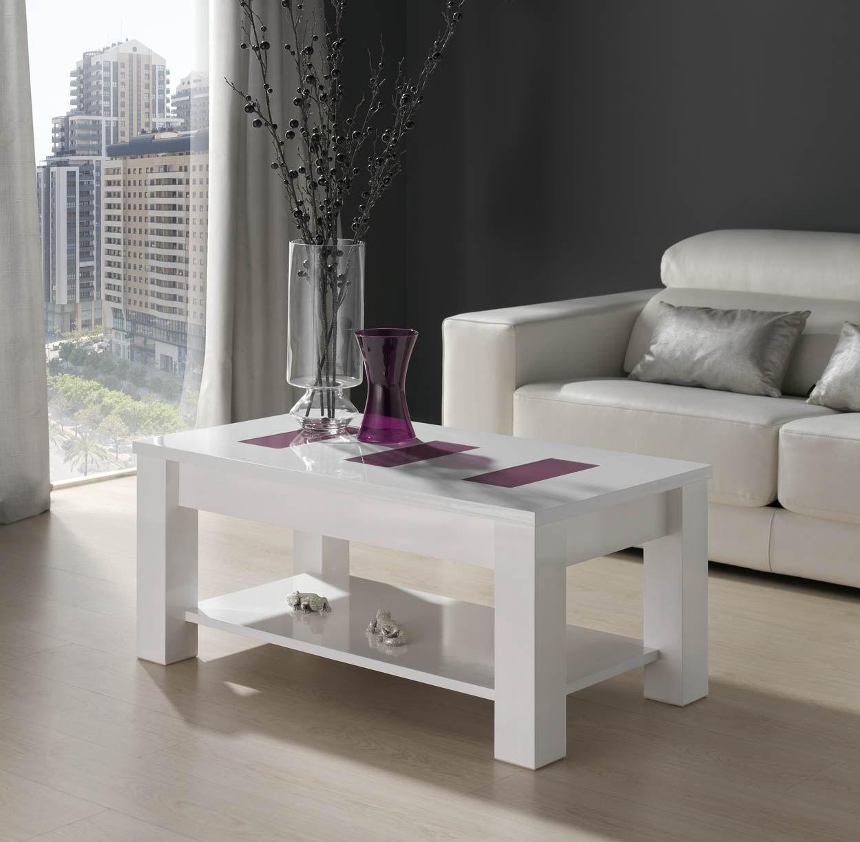Mesas de centro madera mesas y sillas mubles camobel - Mesa centro madera ...