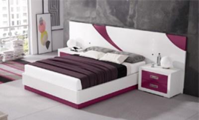 Dormitorios de matrimonio con y sin armario, completos o por piezas