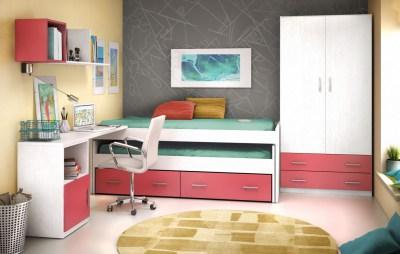 Compactos muebles juveniles for Compactos juveniles