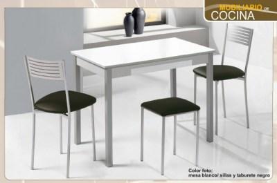Conjuntos mesas y sillas cocina | Mesas y Sillas | Mubles ...